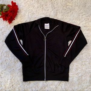 Ardene Black Zip Up Sweater